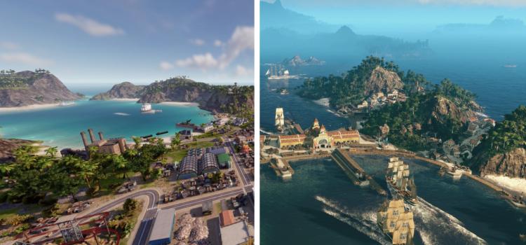 Anno 1800 и Tropico 6 выйдут в начале 2019 года
