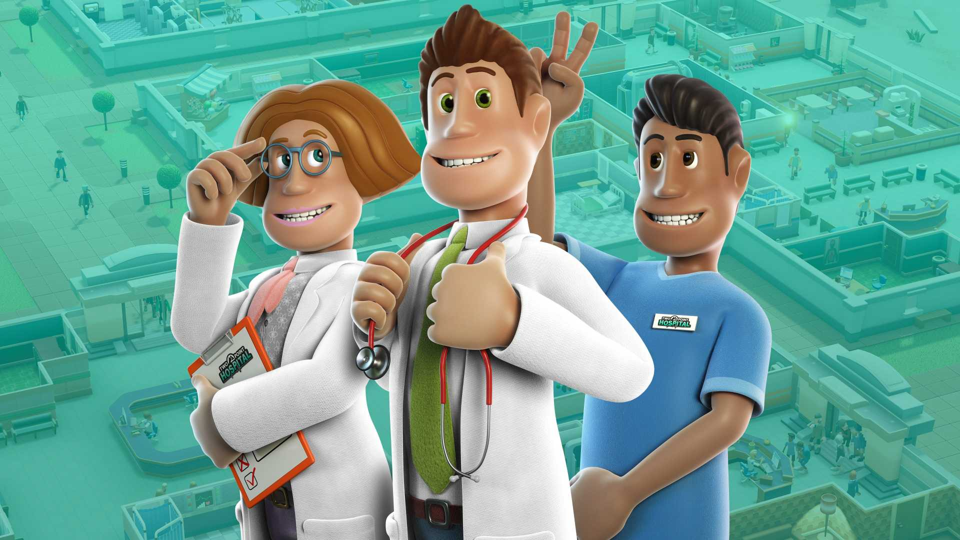 Обзор Two Point Hospital