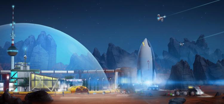 Обзор Surviving Mars: выживание-конструктор